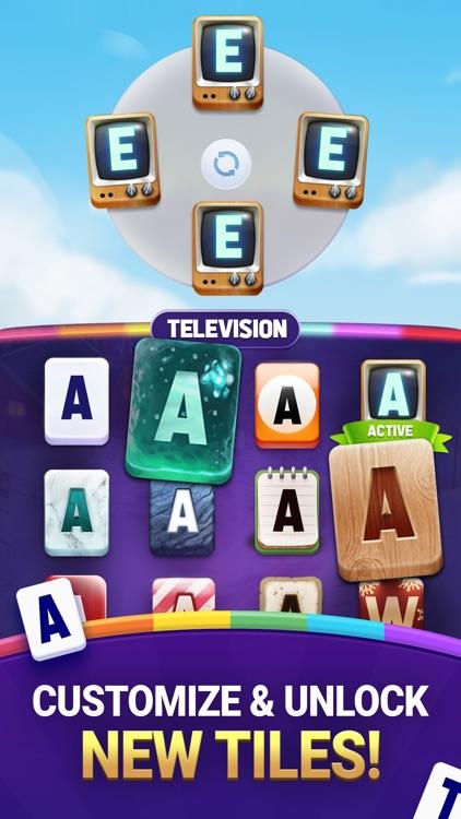 Wheel of Fortune Crossword Fun screenshot-6