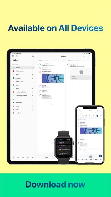 GoodTask - To Do List, Tasks screenshot-6