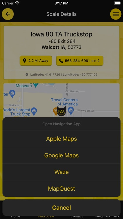 CAT Scale Locator screenshot-5