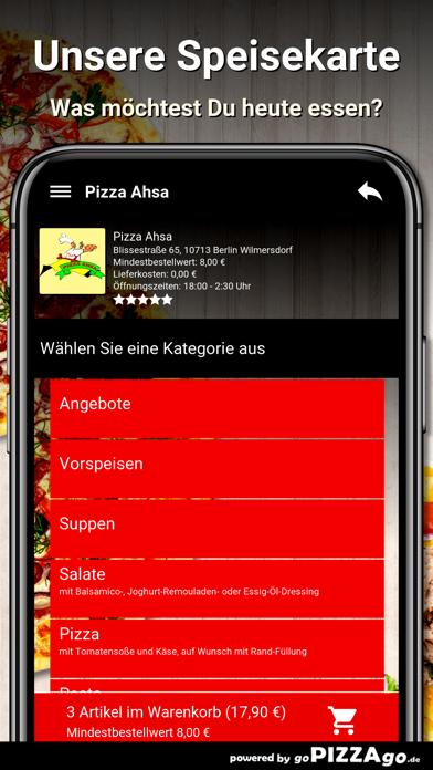 Pizza Ahsa Berlin Wilmersdorf screenshot 4