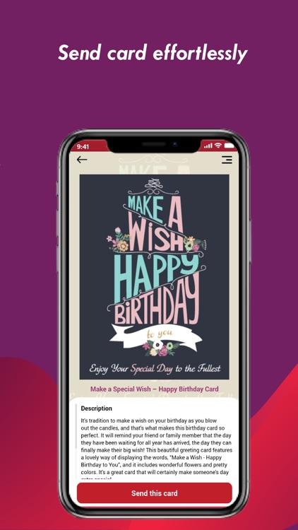 Birthday Cards by Davia