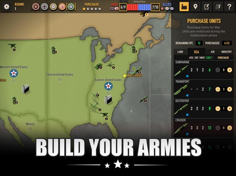 Axis & Allies 1942 Online screenshot-3