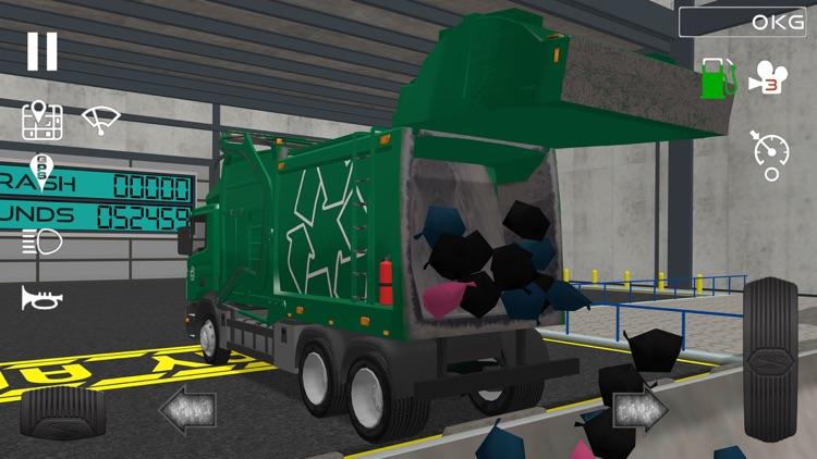 Trash Truck Simulator screenshot-5