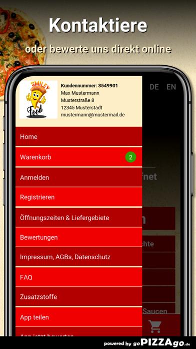 Smiley Food Kleinostheim screenshot 3