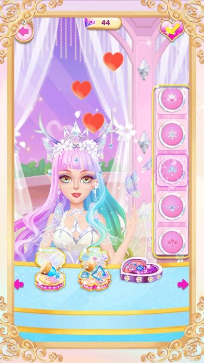 Princess unicorn dress up game screenshot-9