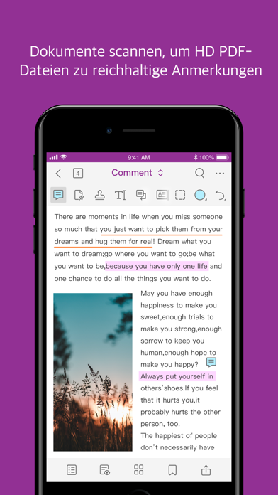 Foxit PDF EditorScreenshot von 3