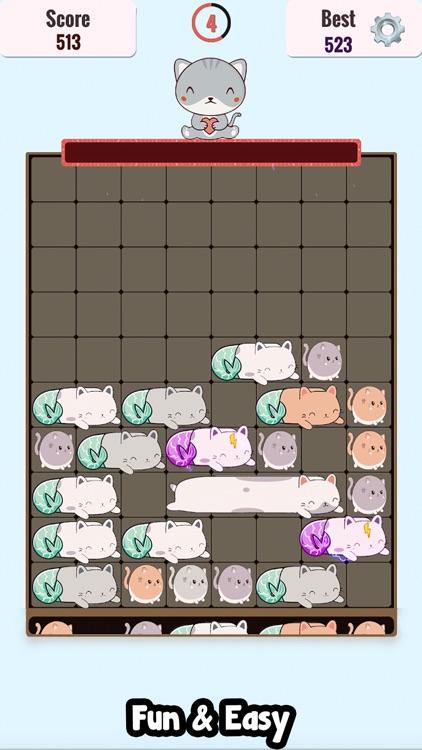 Kawaii Cats: Slide Puzzle