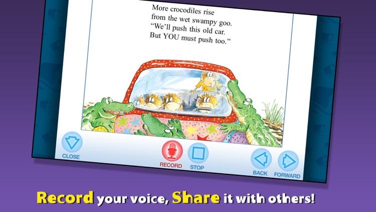 5 Little Monkeys Wash the Car screenshot-3
