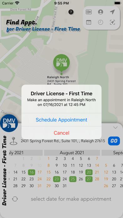 DMV NC Find Appointment screenshot 7