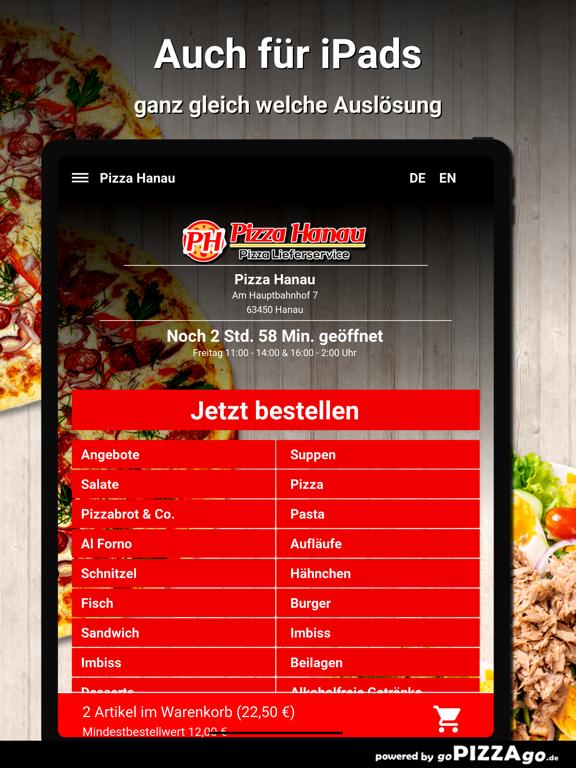Pizza Hanau Hanau screenshot 7