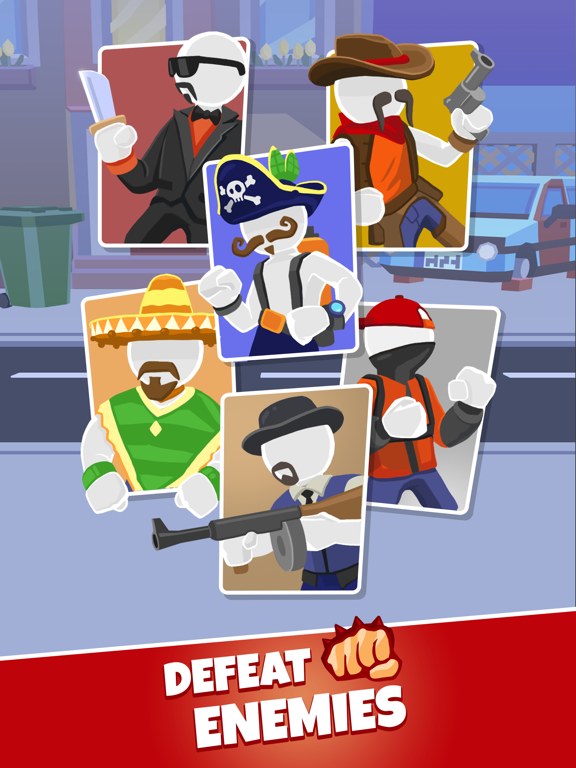 Match Hit - Puzzle Fighter screenshot 12
