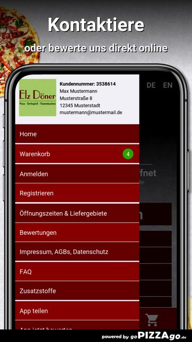 Elz Döner Teningen screenshot 3