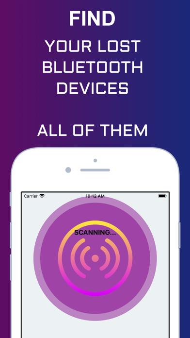 私の Bluetooth デバイスを探す紹介画像1