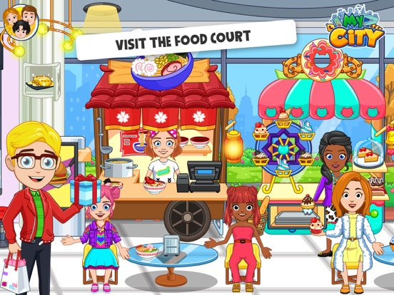 My City : Shopping Mall screenshot 10