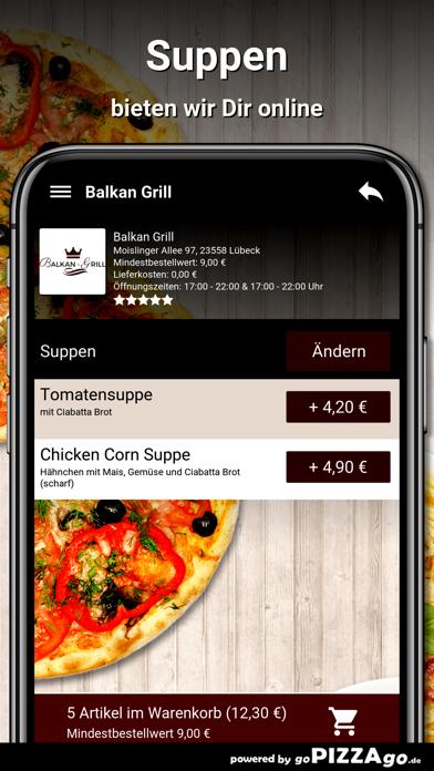 Balkan-Grill Lübeck screenshot 5