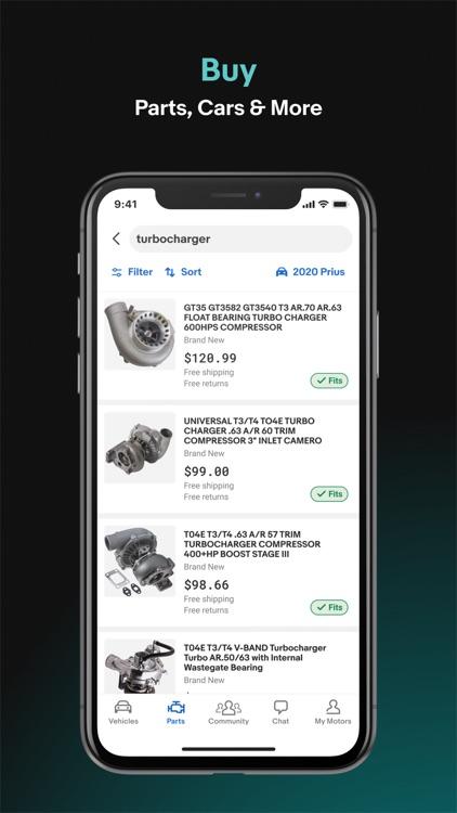 eBay Motors: Parts, Cars, etc