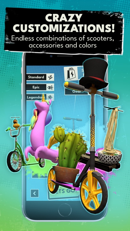 Touchgrind Scooter screenshot-4