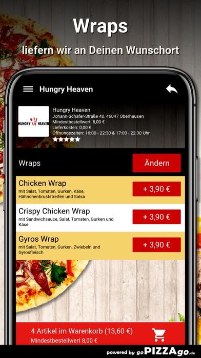 Hungry Heaven Oberhausen screenshot 6