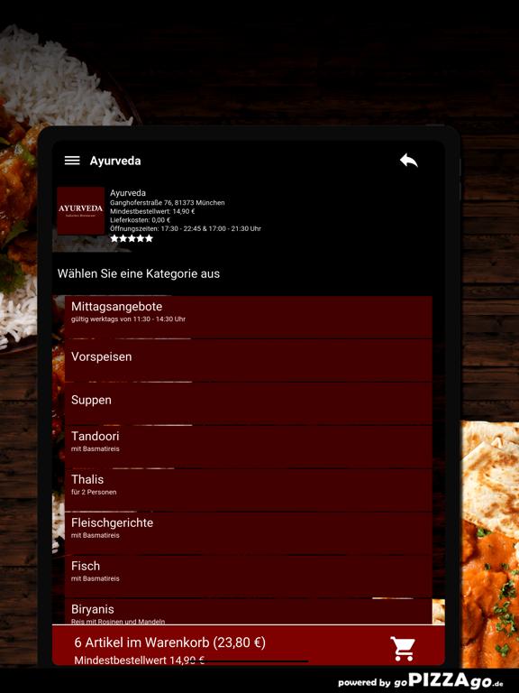 Ayurveda München screenshot 8