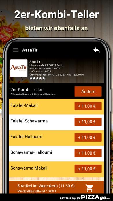 AssaTir Berlin screenshot 6