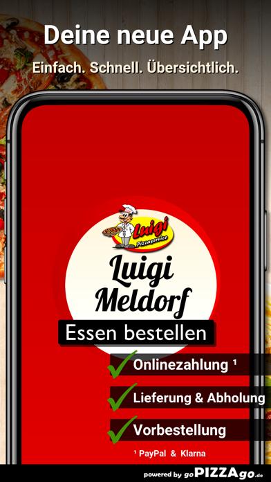 Luigi Pizzaservice Meldorf screenshot 2