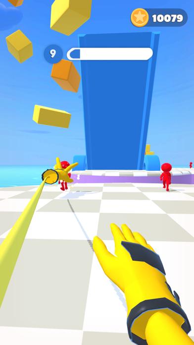 Hand Fighter 3D screenshot 2