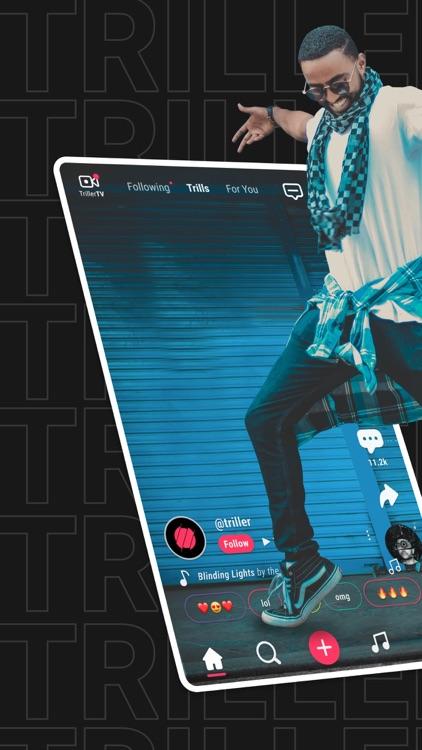 Triller: Social Videos & Clips screenshot-5