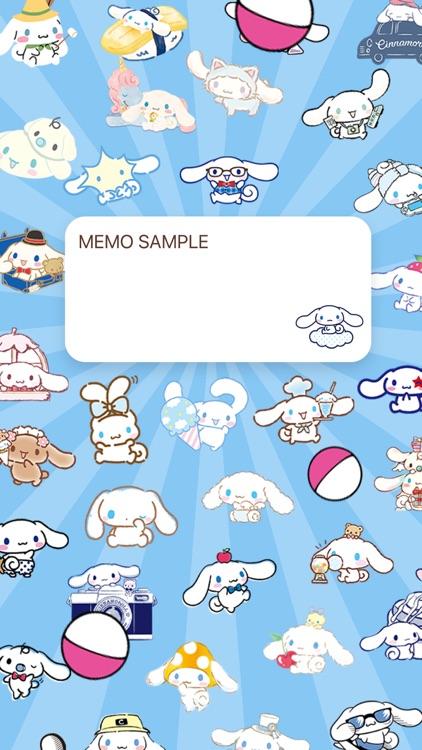 Notepad Sanrio characters screenshot-4