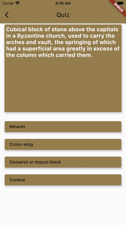 Architecture Terms screenshot-3