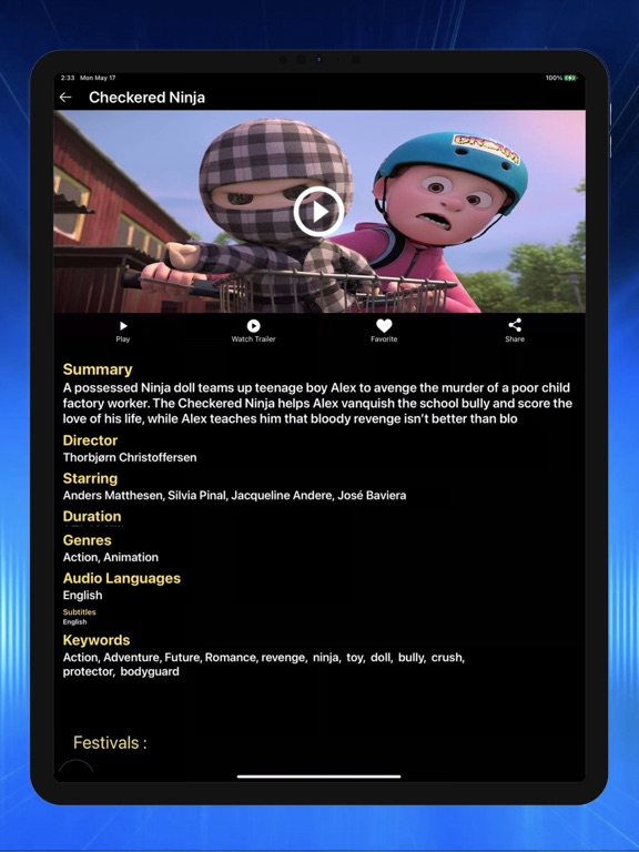 Darkroom | Movies & TV screenshot 6