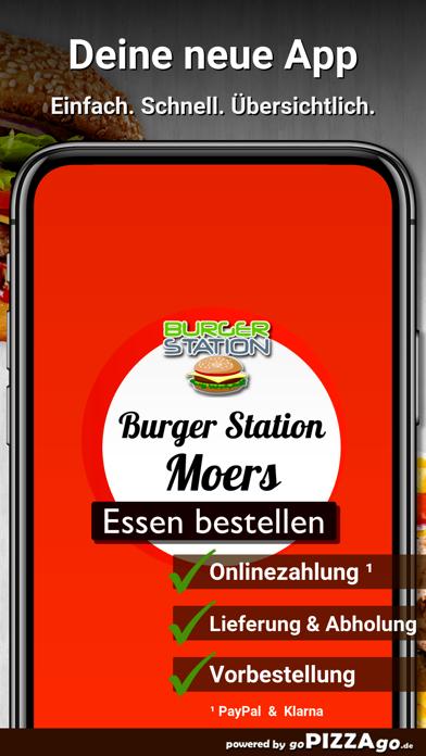 Burger Station Moers screenshot 1