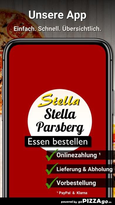 Pizzeria Stella Parsberg screenshot 1