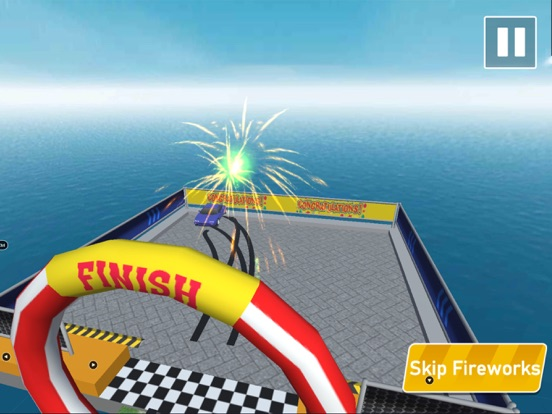 Ramp Car Stunts 3D GT Racing screenshot 10