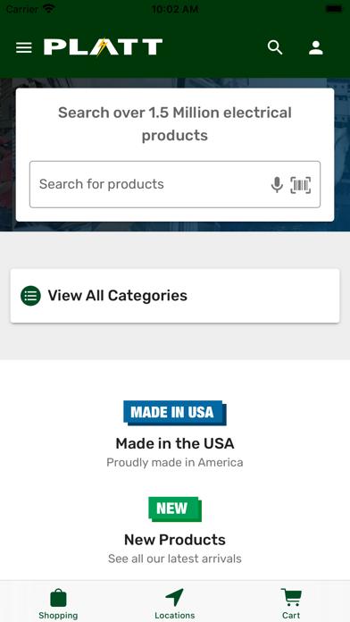 Platt Mobile screenshot 1