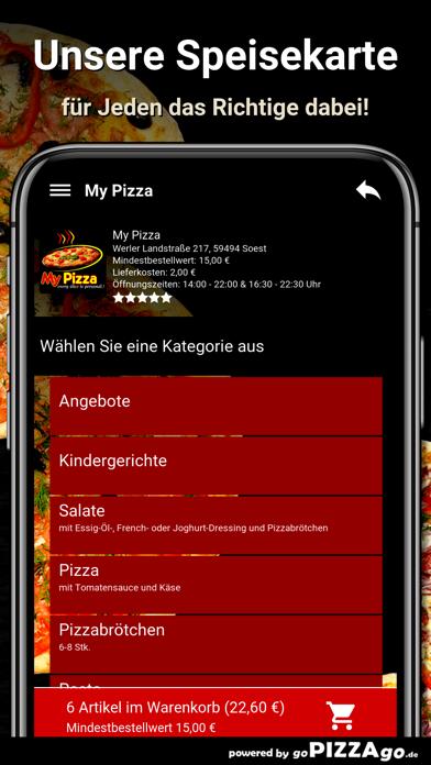 My Pizza-Soest screenshot 4