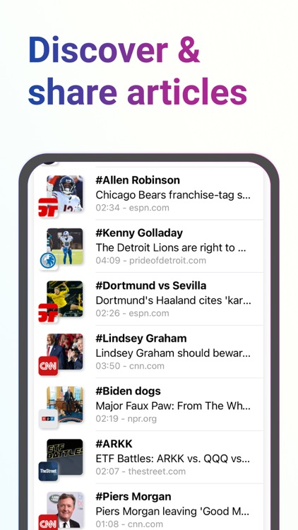 Liso: Your daily audio digest screenshot-3