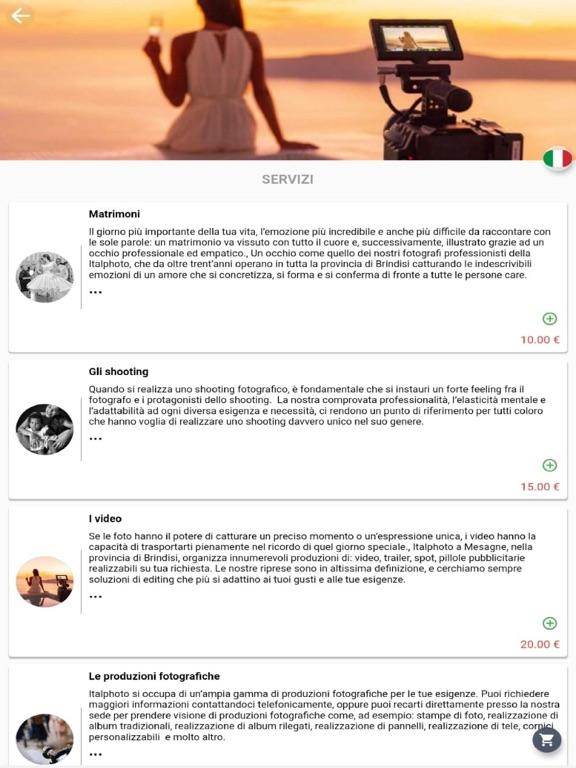 ITALPHOTO SAS screenshot 6