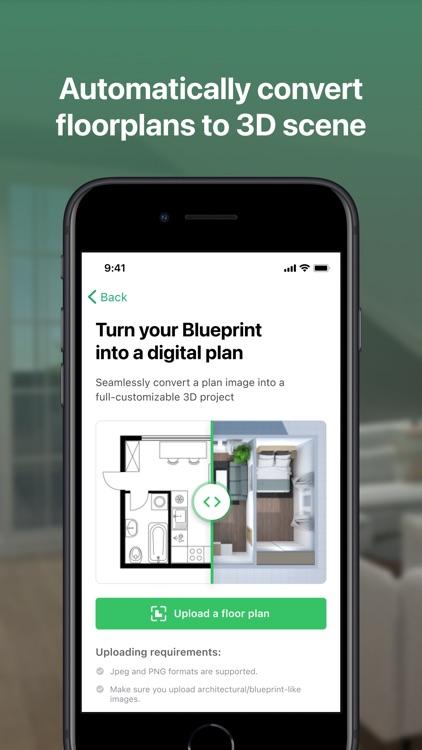 Planner 5D - Design Your House screenshot-7