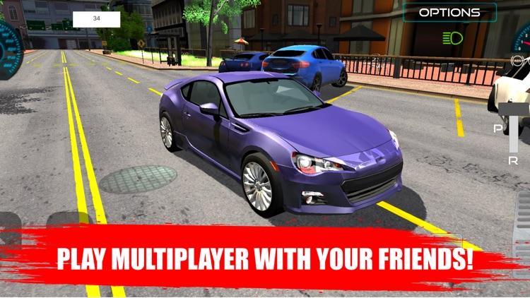 Car World Parking Multiplayer screenshot-5