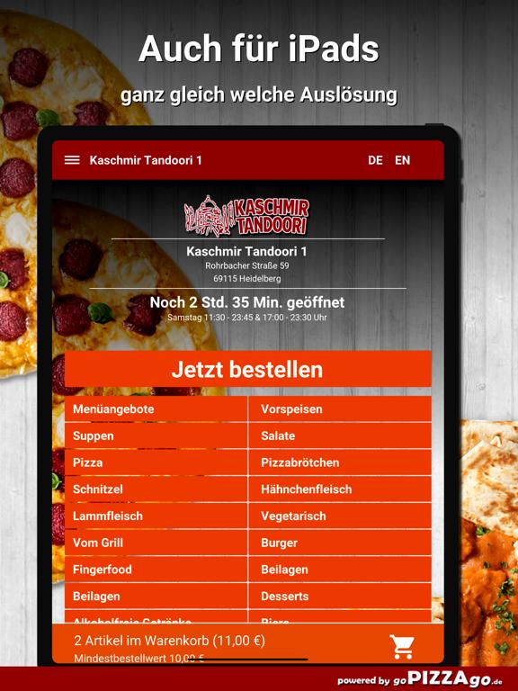 Kaschmir Tandoori 1 Heidelberg screenshot 7