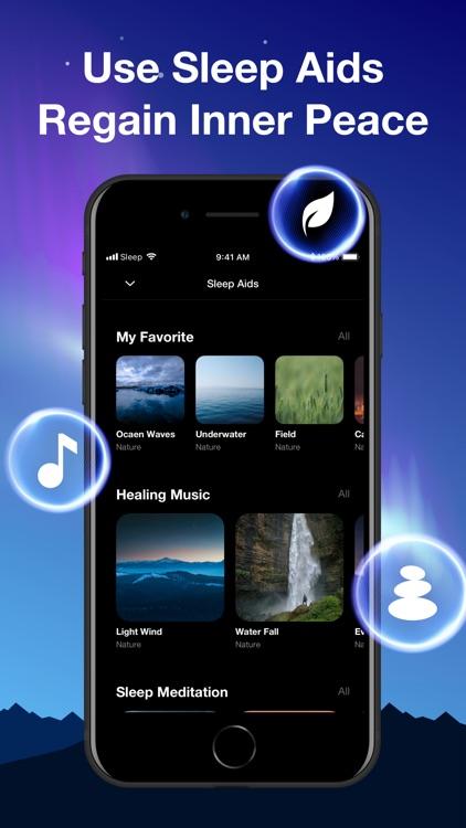Sleep Tracker, Recorder screenshot-3