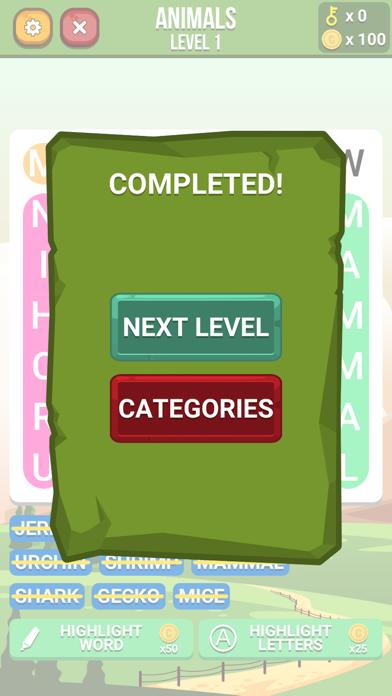 Super Find Word screenshot 6