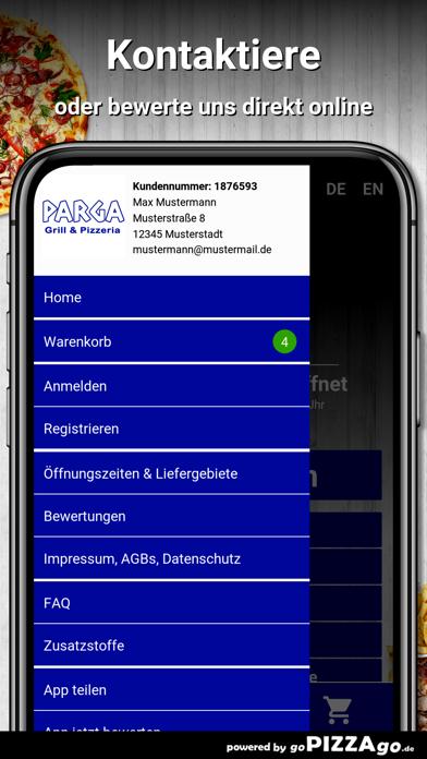 Parga Paderborn screenshot 3