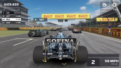 F1 Mobile Racingのおすすめ画像1