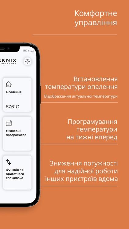 TEKNIX Smart boiler