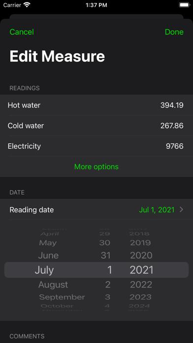 House Meters screenshot 7