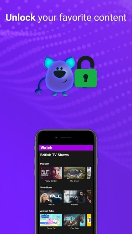 Monster VPN - No Logs UK Best screenshot-8