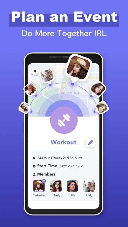 WRU: Find Family,Friends,Phone screenshot-4