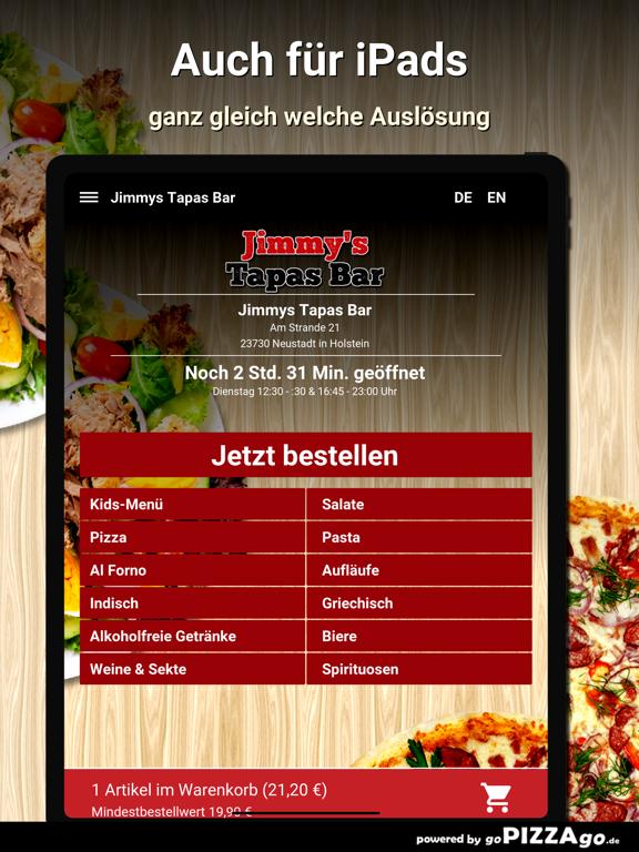 Tapas Bar Neustadt in Holstein screenshot 7