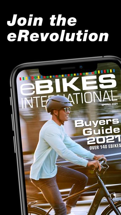 eBikes InternationalScreenshot of 1